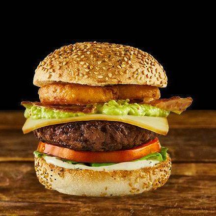 Action Hero Burger