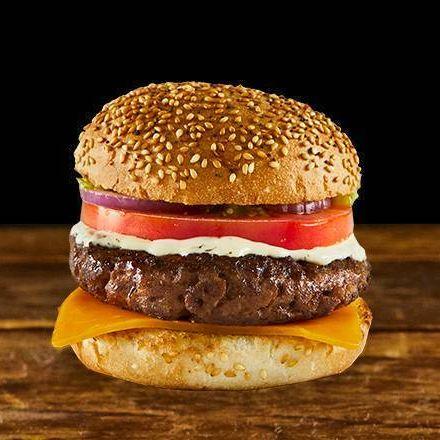 Signature Cheeseburger