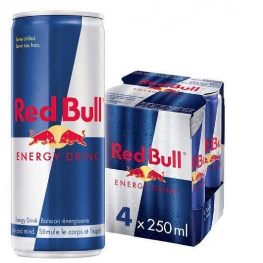 Red Bull Energy (4 pack)