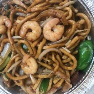 58. Shanghai Noodles 上海粗炒