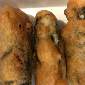 19. Deep Fried Seaweed Rolls (3 pcs) 紫菜卷