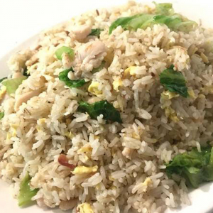 65A. Salty Fish and Chicken Fried Rice 咸鱼鸡粒炒饭