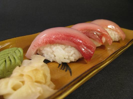 51.Hamachi Sashimi (Half)