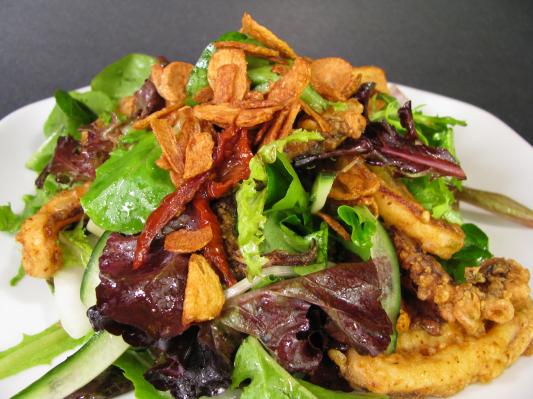 22. Calamari Salad