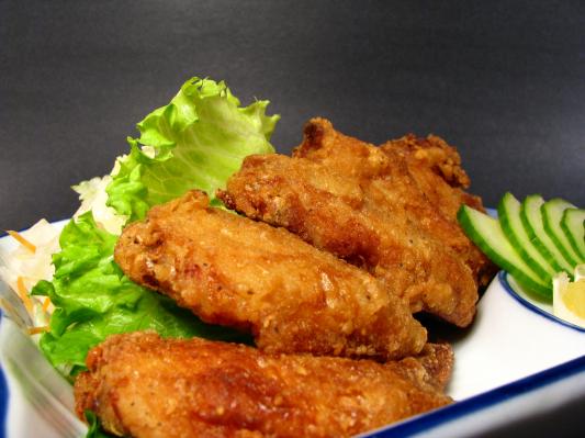 130. Chicken Karaage (8 pcs)