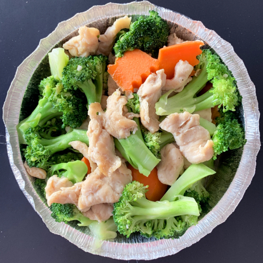 40. Chicken with Broccoli