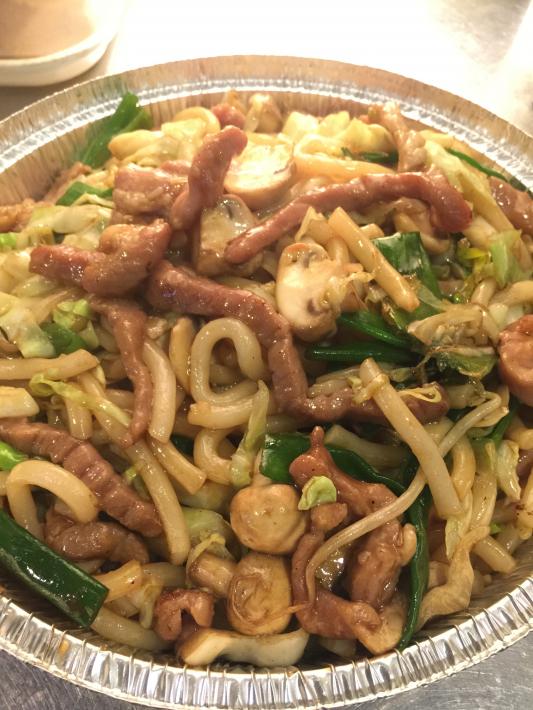 107. Shanghai Noodle