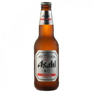 Asahi, 355mL bottle beer (5.0% ABV)