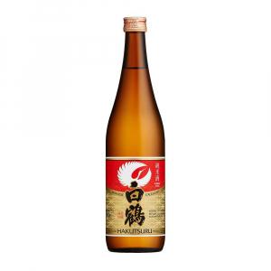 Hakutsuku Sake (Dry), 720ml Bottled Wine(15% ABV)