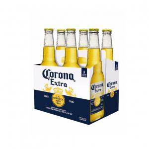 Corona, 6pk-12oz bottle beer (4.5% ABV)