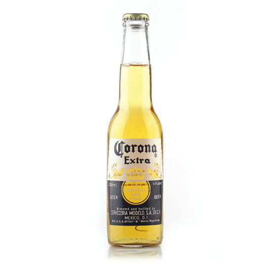 Corona, 12oz bottle beer (4.5% ABV)
