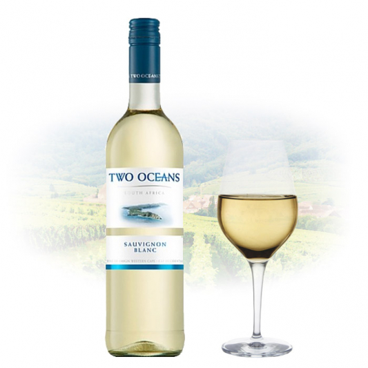 Two Oceans Sauvignon Blanc, 750ml Bottled Wine(12% ABV)