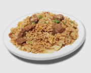 39. Chicken or Beef Fried Rice