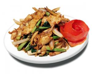 24.  Mangolian Chicken or Beef
