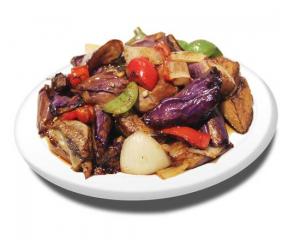 38. Delicious Eggplant