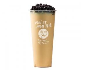Black Pearl Milk Tea