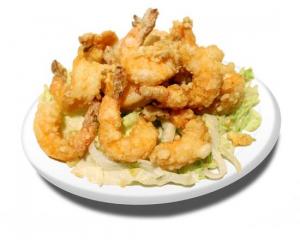 52.  Garlic Shrimps