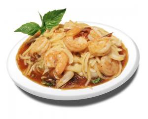 51.  Szechaun Shrimps