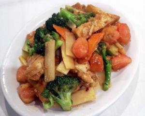 50. House Special Tofu