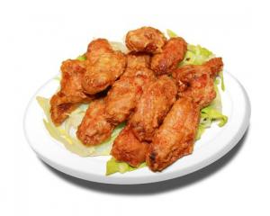 66. Crispy Chicken Wings