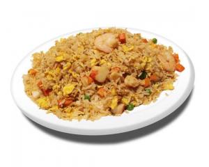 40. Seafood Fried Rice