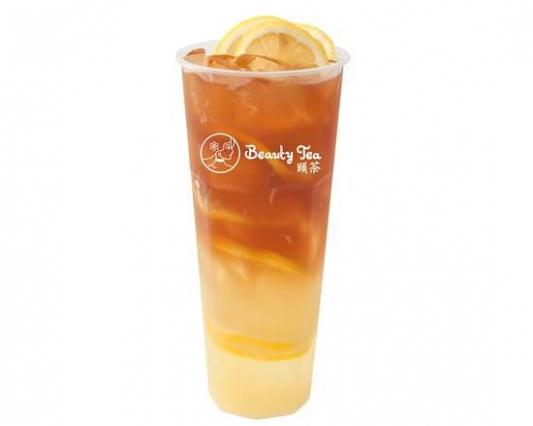 Lemon Black Tea(Cold)