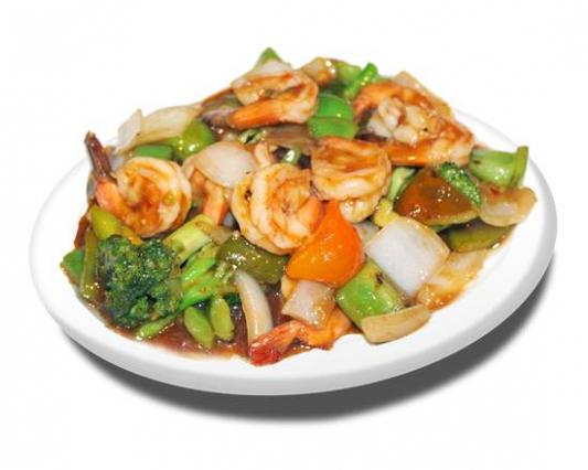 53.  Imperial Shrimps