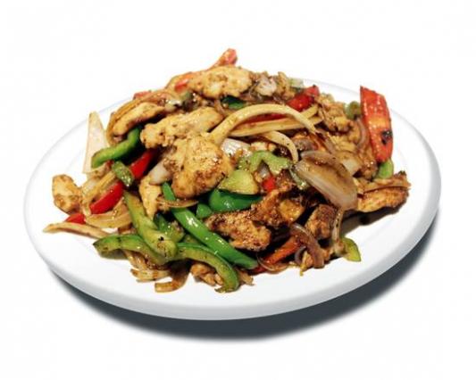 19. Lemongrass Chicken or Beef