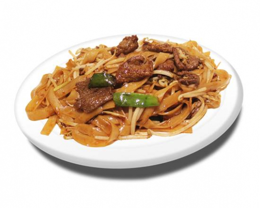 30.  Beef with Dark Soy Bean Sauce