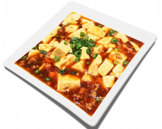 49. Tofu with Spicy Sauce