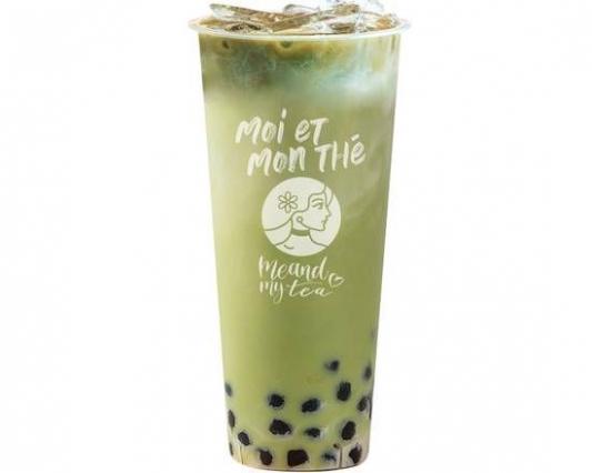 Matcha Pearl Milk Tea
