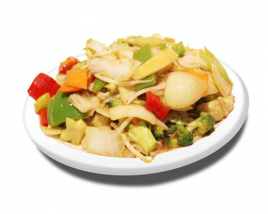 67b.  House Special Mixed Vegetables