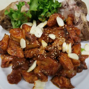 Spicy Pig's Trotter
