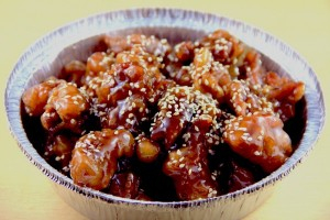 45. Sesame Chicken