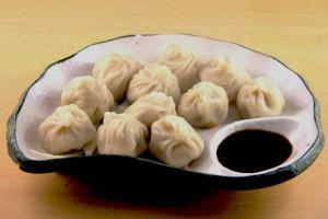 5. Steamed Shanghai Style Dumplings