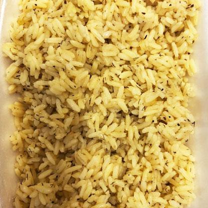 Greek Rice Pilaf