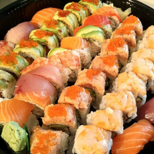 Special Roll Party Tray (38pcs)