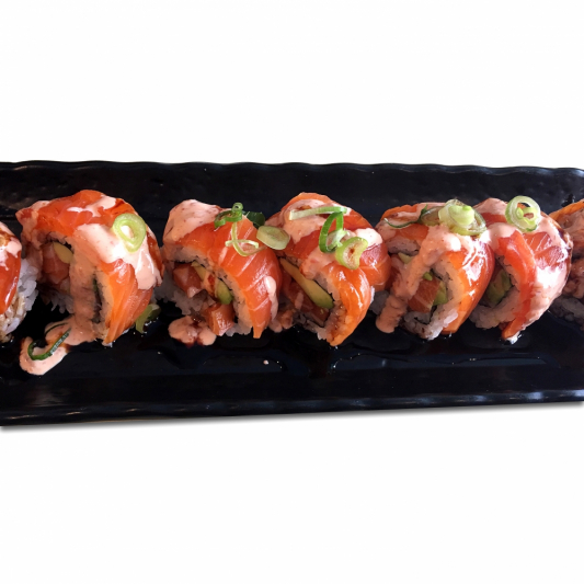 4.Mexican Roll (8 pcs)