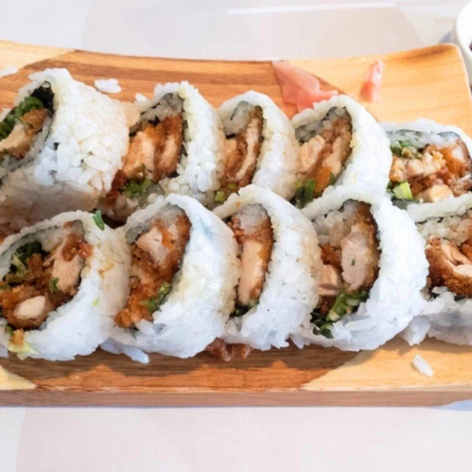 24.Chicken Teriyaki Roll