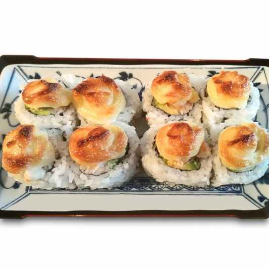 9.California Winter Roll (8 pcs)