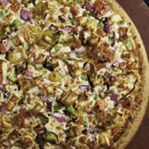 Paneer Veggie Pizza