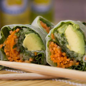 Veggie Salad Roll