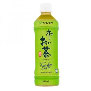 Japanese Oi Cha Tea