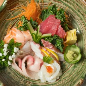 Sashimi: Raw Fish Sliced
