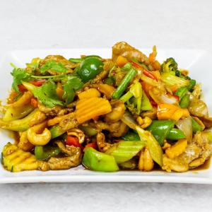 Cashew Nut Stir Fry
