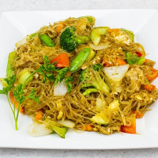 Pad Glass Noodles