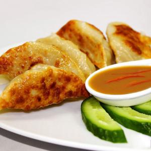 02C. Fried Chicken Dumplings