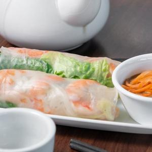 01. Salad Rolls
