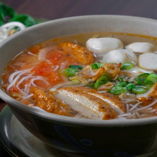 23. Fish Cake Noodle Soup