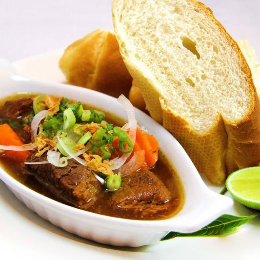 24. Vietnamese Style Beef Stew